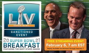 Super Bowl Breakfast